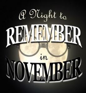 A Night to Remember improv show logo