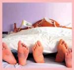 Bedtime Stories Feet