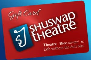 The Gift of Live Theatre