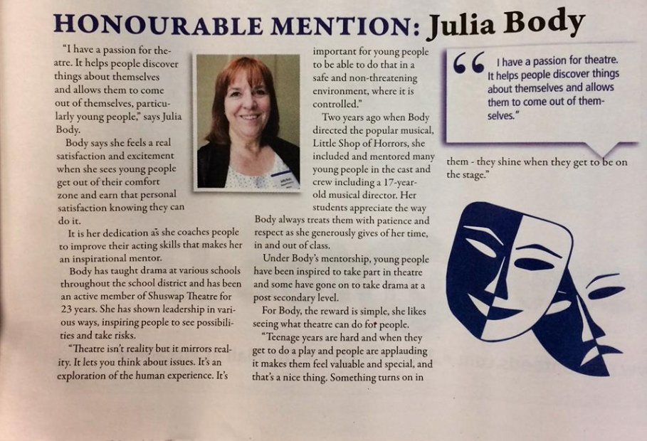 Julia Body-Community Mentor