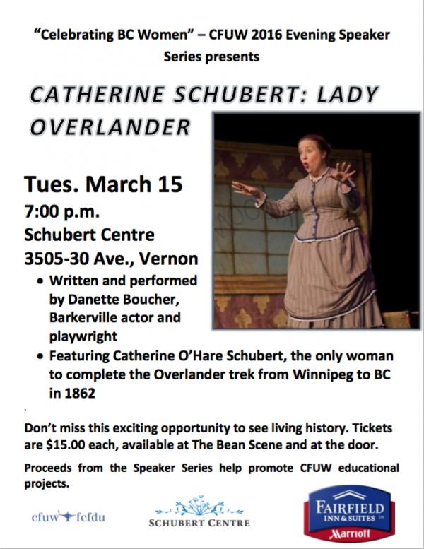 Lady Overlander poster