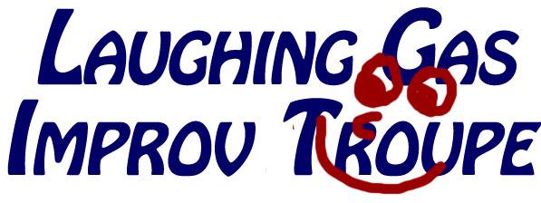 Laughing Gas logo colour