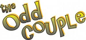 The Odd Couple colour logo