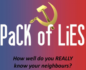 Pack of Lies Graphic
