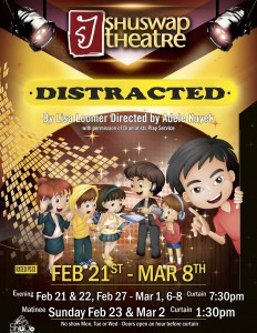 Poster - Distracted-website cropped