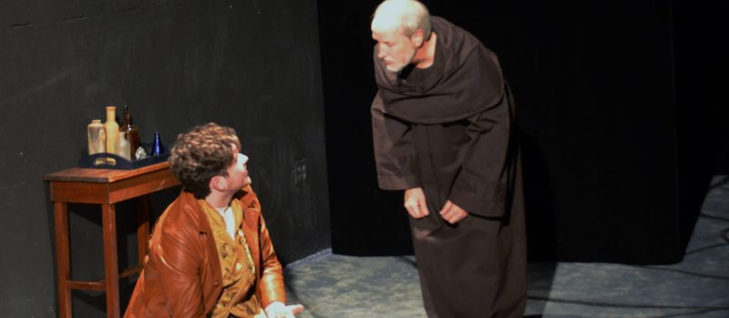 Romeo and Juliet: Romeo and Friar Laurence