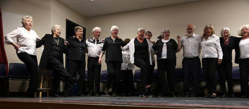 Seniors Theatre