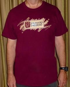 T-shirt burg front