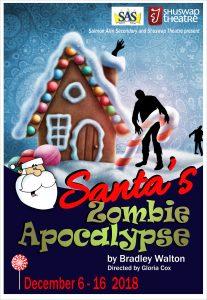 Santa's Zombie Apocalypse