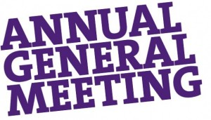 AGM Now In-person