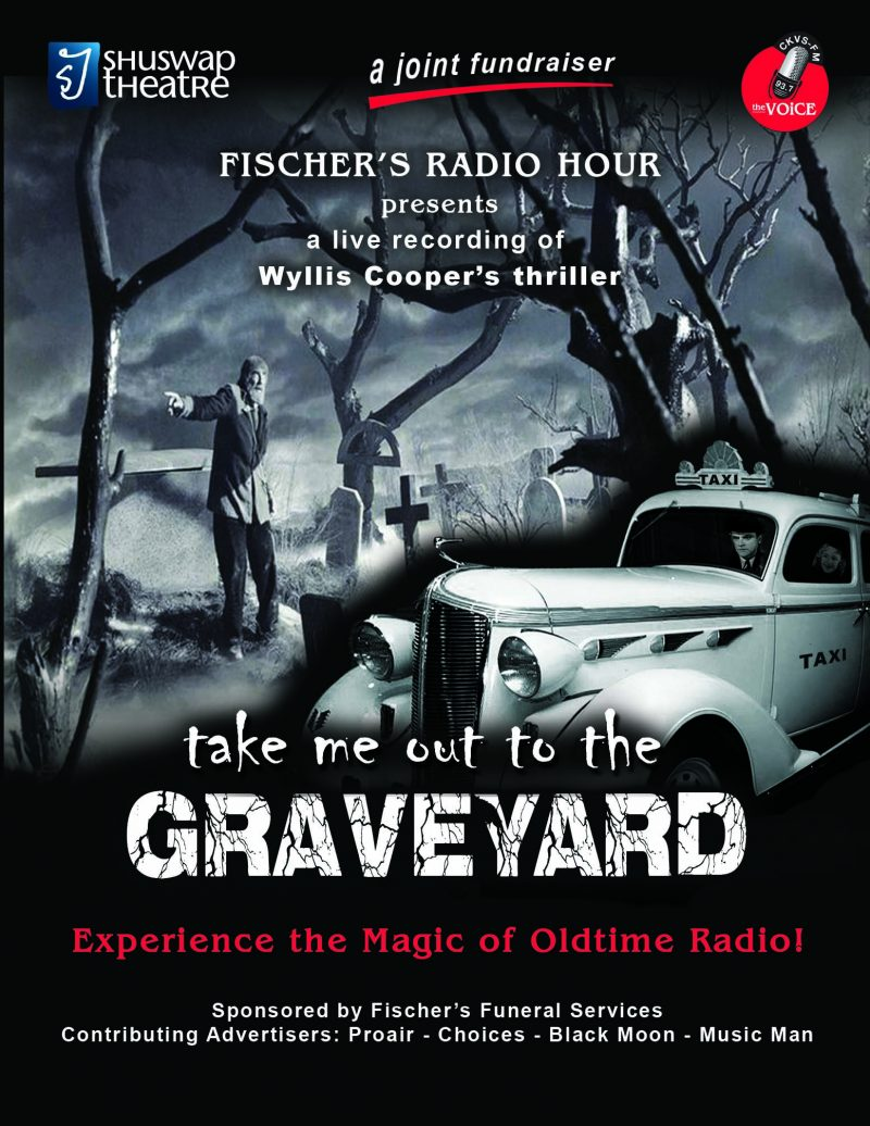 Take Me Out to the Graveyard poster